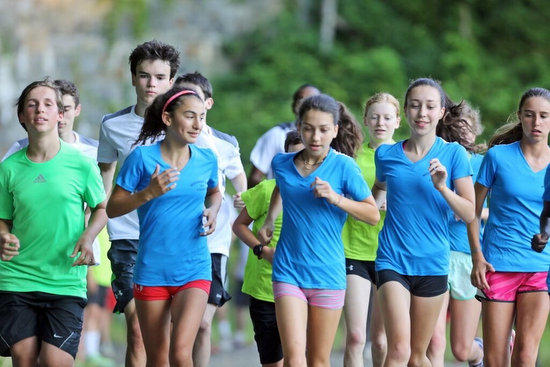 Summer Running Camp