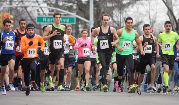 Forest ave mile 2014
