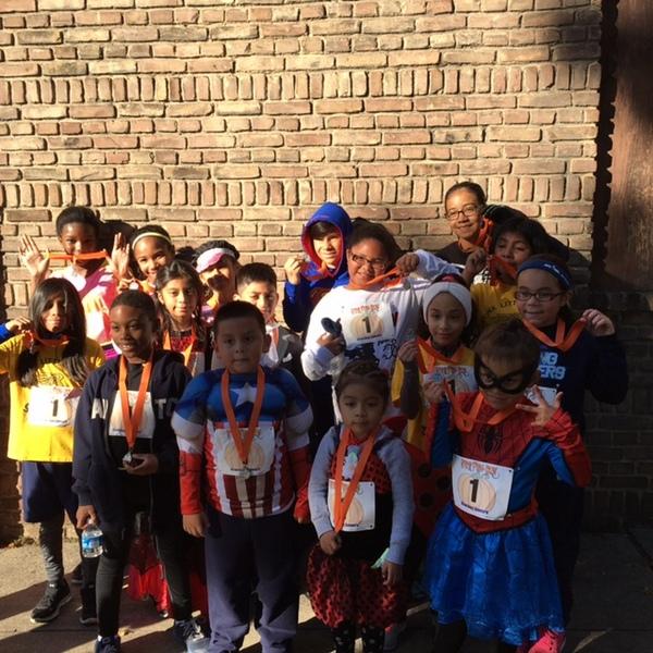 Sleepy Hollow High School: Sleepy Hollow Halloween 1 Mile Kid's Fun Run