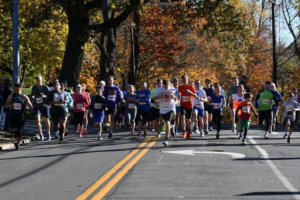 2016 Pilgrim Run